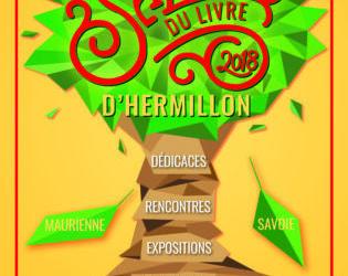 Rendez-vous au Salon du Livre d'Hermillon