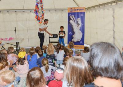 Lecture Lapinours Pataquès Concerts 5 septembre 2018