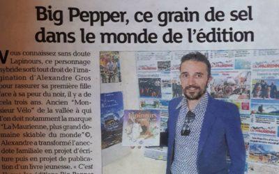 La presse locale encense Lapinours et Big Pepper