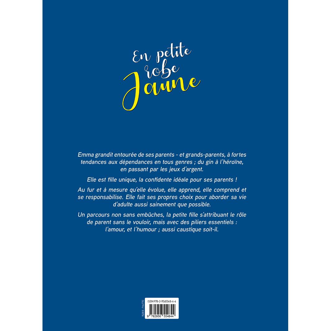 1acf9a7e02ac en petite robe jaune emmanuelle lepoivre fanny vella éditions big pepper  couverture bande dessinée BD