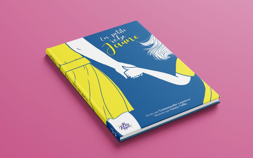 """Pour tout savoir sur la BD """"En petite robe jaune"""""""