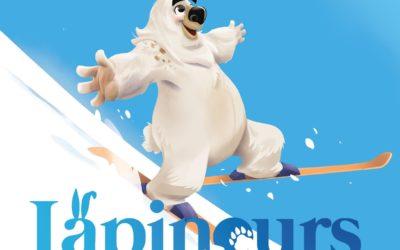 Lapinours est de retour, destination ski
