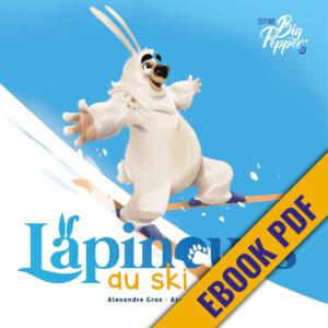 Lapinours au ski alexandre gros atelier le yak ebook e-book pdf numérique