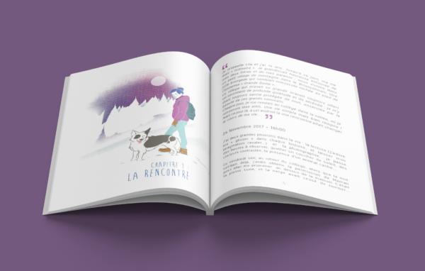 Lila et le garçon du bout du monde Amélie Milleret édition big pepper atelier le yak réfugiés migrants livre roman illustré