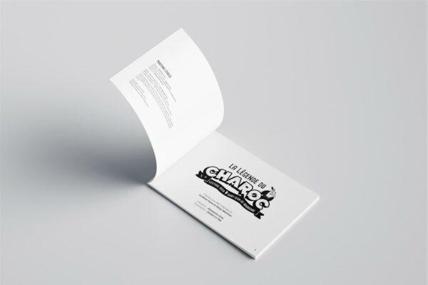 La légende du Chraoc éditions Big Pepper Alexandre Gros Atelier Le Yak Aurélien Ratel Rémy Martiner BD bande dessinée festival Saint-Jean-de-Maurienne titre