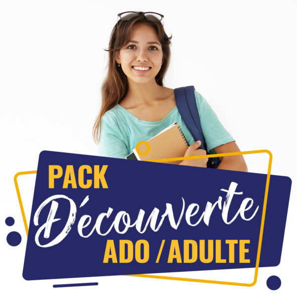 Pack découverte Ado - Adulte éditions big pepper